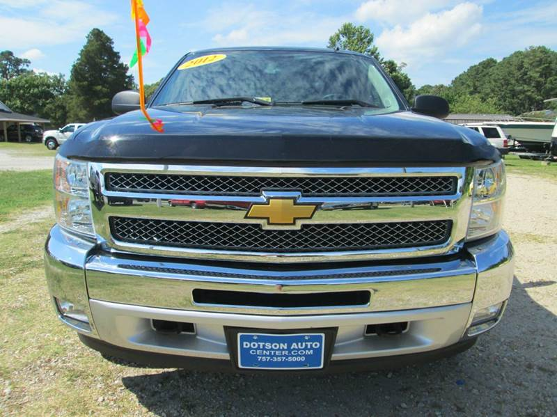 2012 Chevrolet Silverado 1500 LT 4x4 4dr Crew Cab 5.8 ft. SB - Carrollton VA