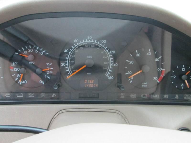 1998 Mercedes-Benz SL-Class SL 500 2dr Convertible - Carrollton VA