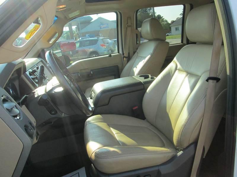 2011 Ford F-350 Super Duty 4x4 Lariat 4dr Crew Cab 8 ft. LB DRW Pickup - Carrollton VA