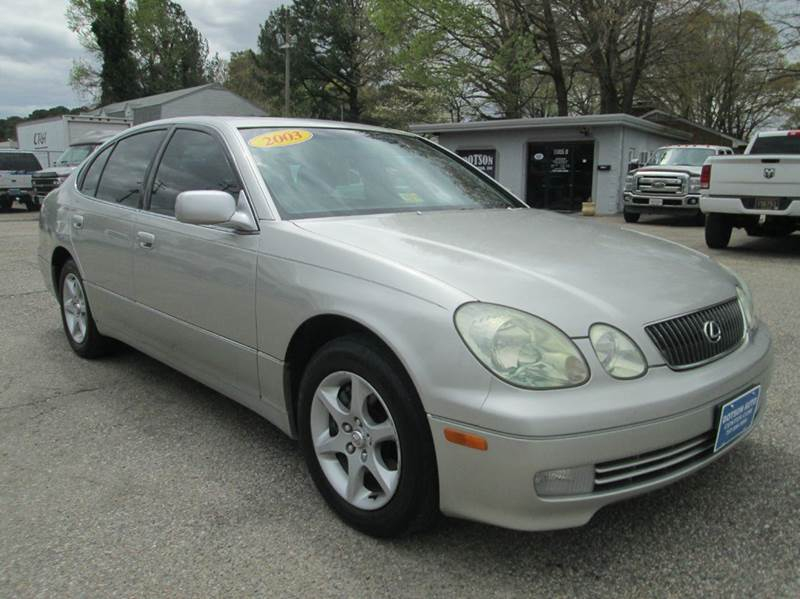 2003 Lexus GS 300 4dr Sedan - Carrollton VA