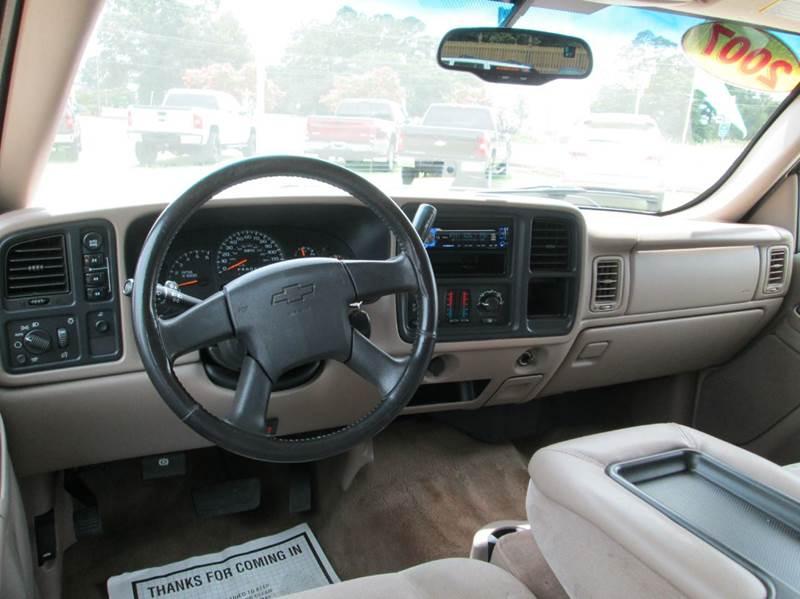 2007 Chevrolet Silverado 1500 Classic LT1 4dr Crew Cab 4WD 5.8 ft. SB - Carrollton VA