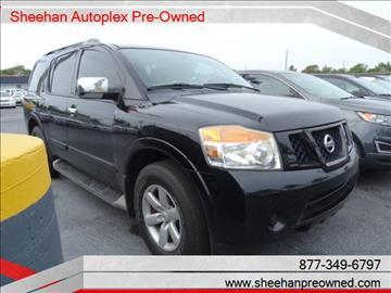 2012 Nissan Armada for sale in Pompano Beach, FL