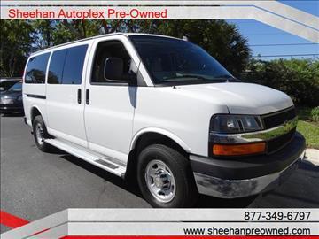 2016 Chevrolet Express Passenger for sale in Pompano Beach, FL