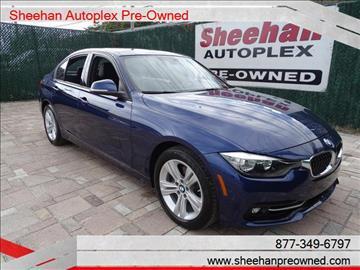 2016 BMW 3 Series for sale in Pompano Beach, FL