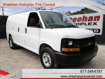 2015 Chevrolet Express Cargo for sale in Pompano Beach, FL