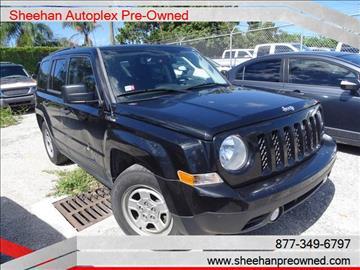 2013 Jeep Patriot for sale in Pompano Beach, FL