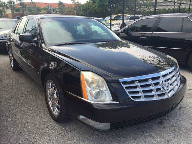 2006 cadillac dts luxury i 4dr sedan in deerfield beach fl land and sea brokers inc. Black Bedroom Furniture Sets. Home Design Ideas
