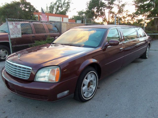 2001 Cadillac Profesional Chassis