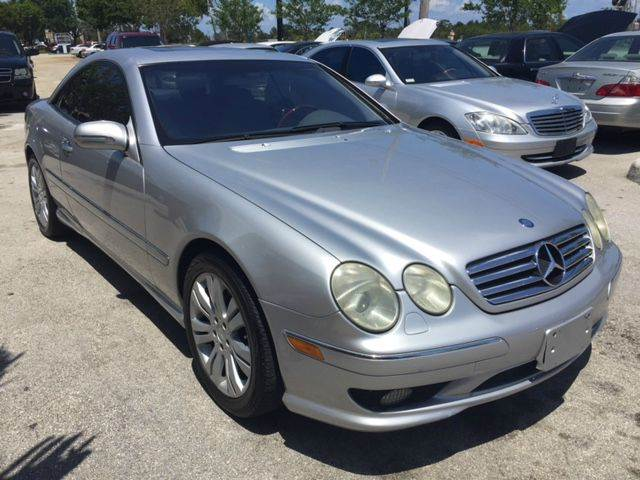 2002 Mercedes Benz Cl Class Cl500 2dr Coupe In Deerfield