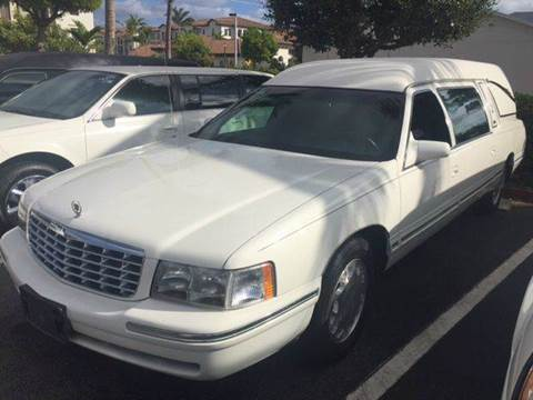1999 Cadillac Deville Professional for sale in Deerfield, FL