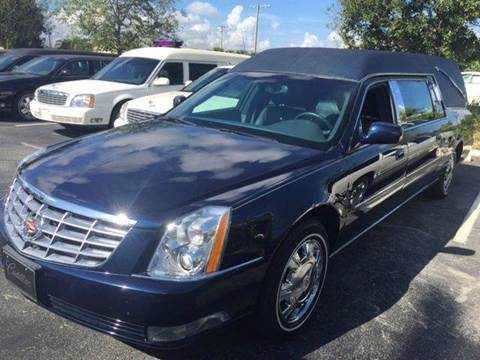 2011 Cadillac DTS Pro for sale in Deerfield, FL