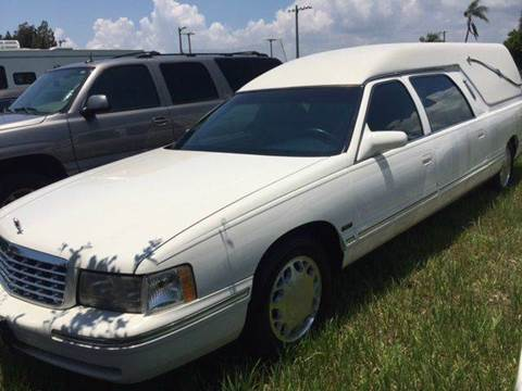 1999 Cadillac Deville Professional