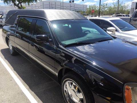 2004 Cadillac Deville Professional