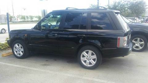 2003 Land Rover Range Rover for sale in Deerfield, FL