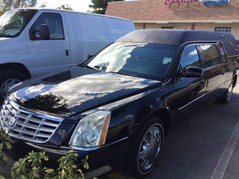 2006 Cadillac DTS Pro for sale in Deerfield, FL