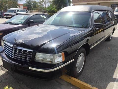 1999 Cadillac SDV for sale in Deerfield, FL