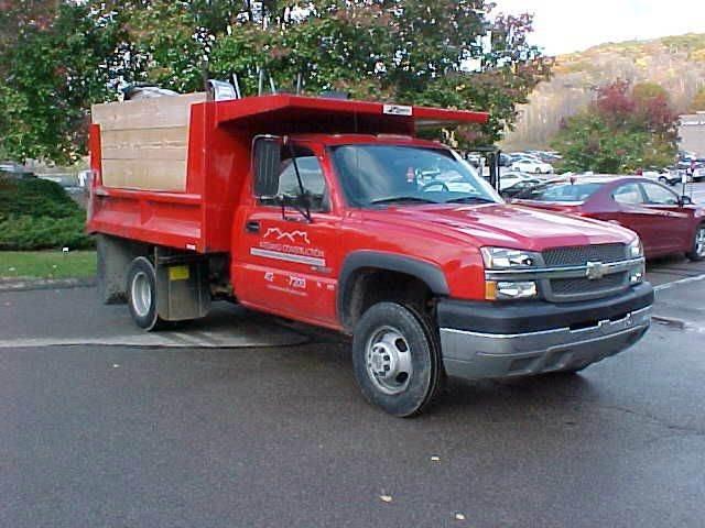 2004 Chevrolet C/K 3500 Series DUMP TRUCK - Pittsburgh PA