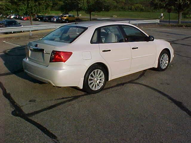 2008 Subaru Impreza AWD 2.5i 4dr Sedan 4A - Pittsburgh PA