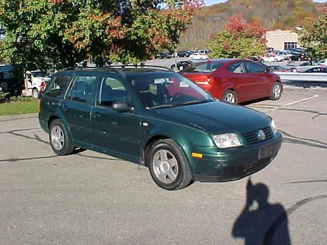 2002 Volkswagen Jetta GLS 4dr Wagon - Pittsburgh PA