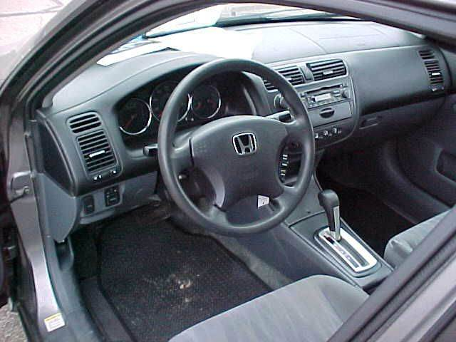 2005 Honda Civic LX 4dr Sedan w/Front Side Airbags - Pittsburgh PA