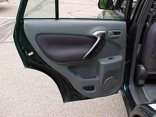 2001 Toyota RAV4 AWD 4dr SUV - Pittsburgh PA