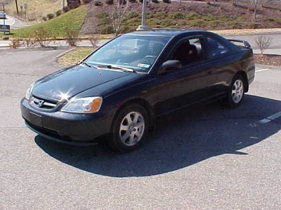 2003 Honda Civic for sale in Pittsburgh PA