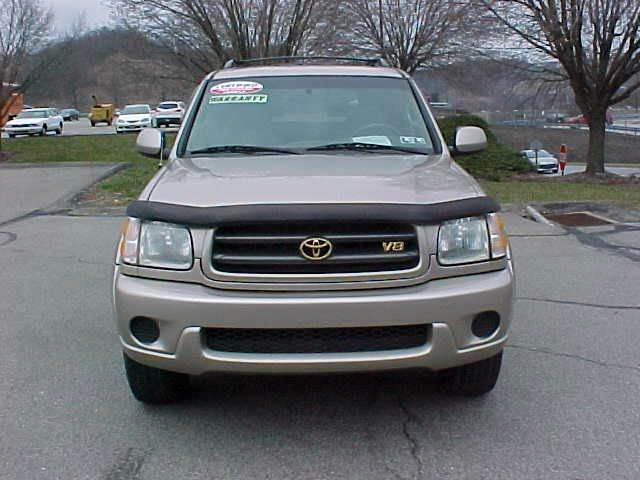2001 Toyota Sequoia SR5 4WD 4dr SUV - Pittsburgh PA