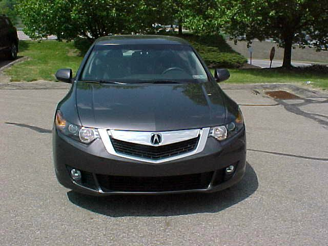 2009 Acura TSX  w/Tech 4dr Sedan nology Package 5A - Pittsburgh PA