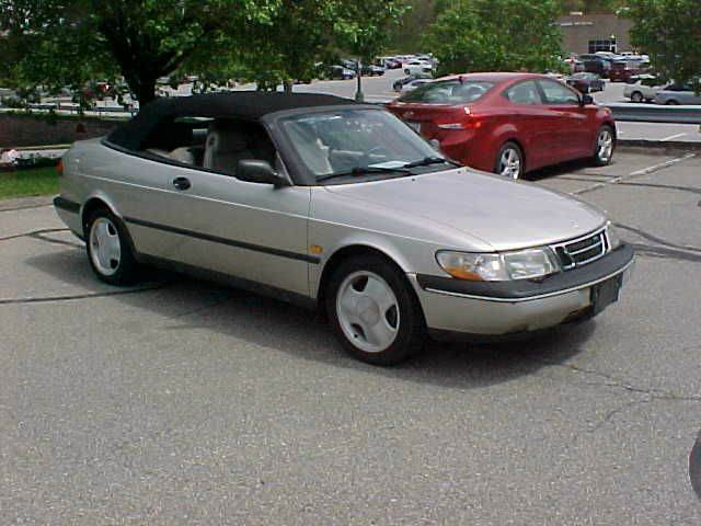 1996 saab 900 se turbo 2dr convertible in pittsburgh pa. Black Bedroom Furniture Sets. Home Design Ideas