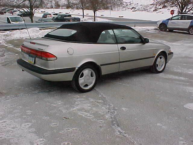 1996 Saab 900 SE Turbo 2dr Convertible - Pittsburgh PA