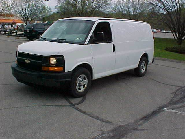 2008 Chevrolet Express Cargo 1500 3dr Cargo Van - Pittsburgh PA