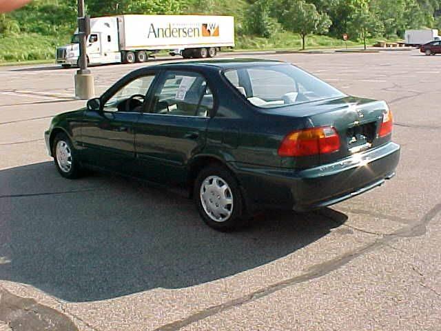 2000 Honda Civic VP 4dr Sedan - Pittsburgh PA