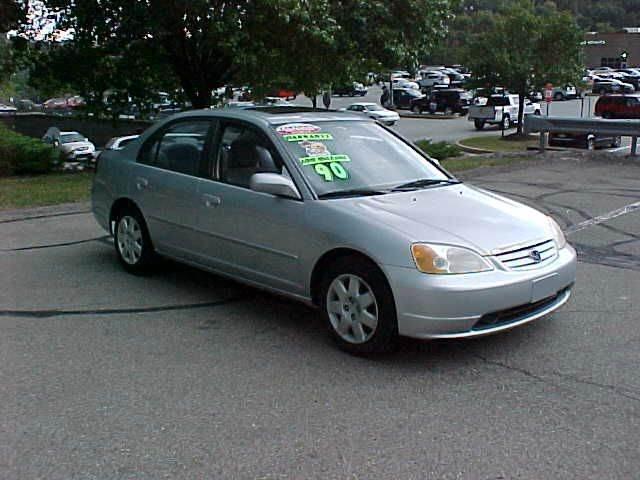 2002 Honda Civic EX 4dr Sedan - Pittsburgh PA