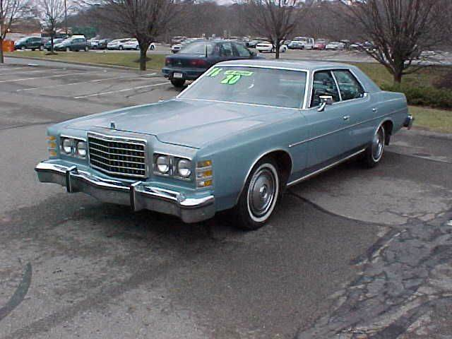 used 1976 ford ltd for sale