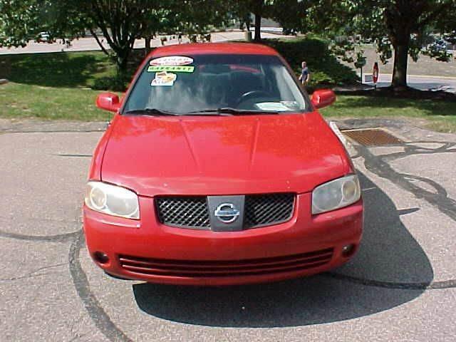 2005 Nissan Sentra 1.8 S 4dr Sedan - Pittsburgh PA
