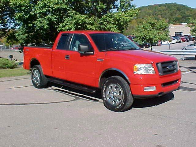 2005 Ford F-150 4dr SuperCab STX 4WD Styleside 6.5 ft. SB - Pittsburgh PA