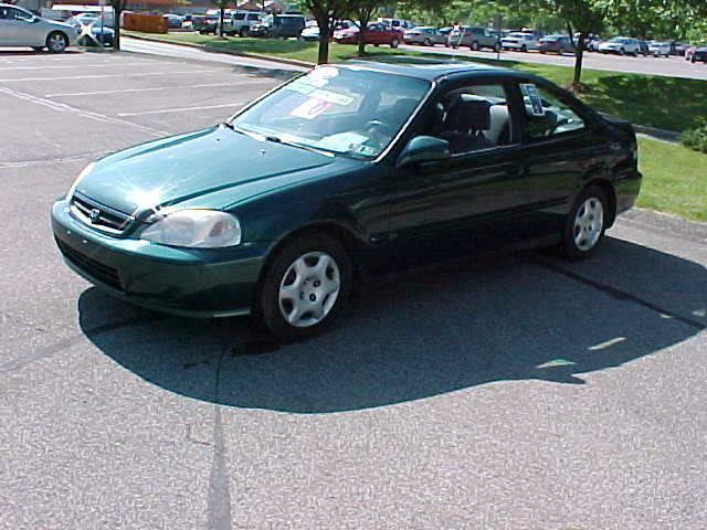 2000 Honda Civic EX 2dr Coupe - Pittsburgh PA