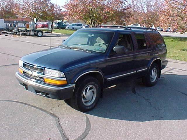 2001 Chevrolet Blazer LS 4WD 4dr SUV - Pittsburgh PA