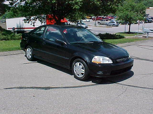 1997 honda civic dx 2dr coupe in pittsburgh pa north hills auto mall. Black Bedroom Furniture Sets. Home Design Ideas