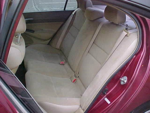 2006 Honda Civic LX 4dr Sedan w/automatic - Pittsburgh PA