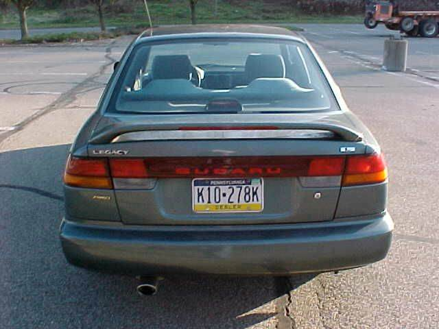 1996 Subaru Legacy AWD L 4dr Sedan - Pittsburgh PA