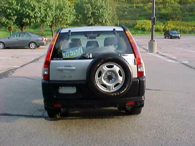 2002 Honda CR-V AWD LX 4dr SUV - Pittsburgh PA