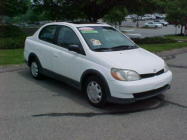 2001 Toyota ECHO 4dr Sedan - Pittsburgh PA