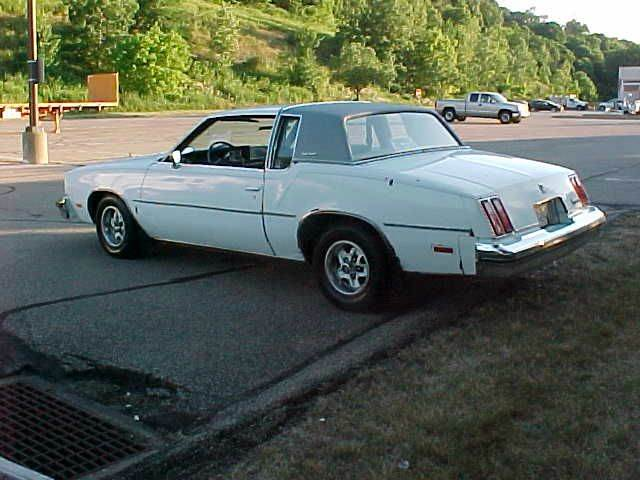1979 Oldsmobile Cutlass V8 - Pittsburgh PA