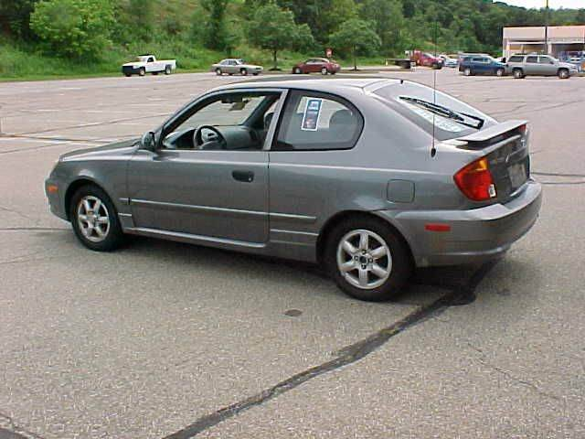 2004 Hyundai Accent GT 2dr Hatchback - Pittsburgh PA