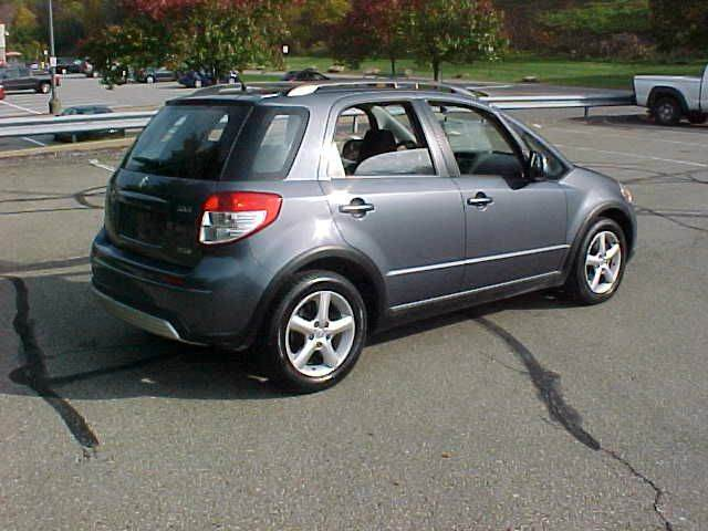 2008 Suzuki SX4 Crossover AWD 4dr Crossover w/Convenience Package 4A - Pittsburgh PA