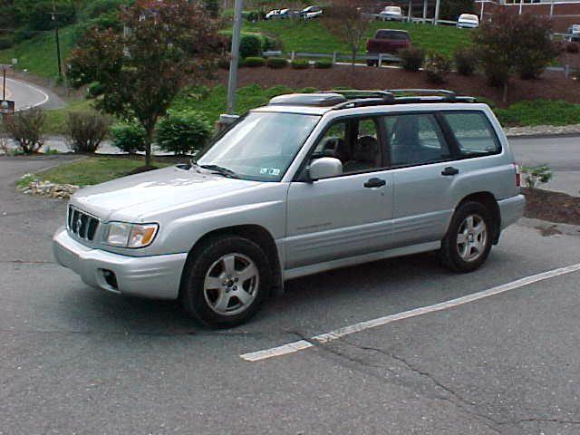 2002 Subaru Forester AWD S 4dr Wagon - Pittsburgh PA