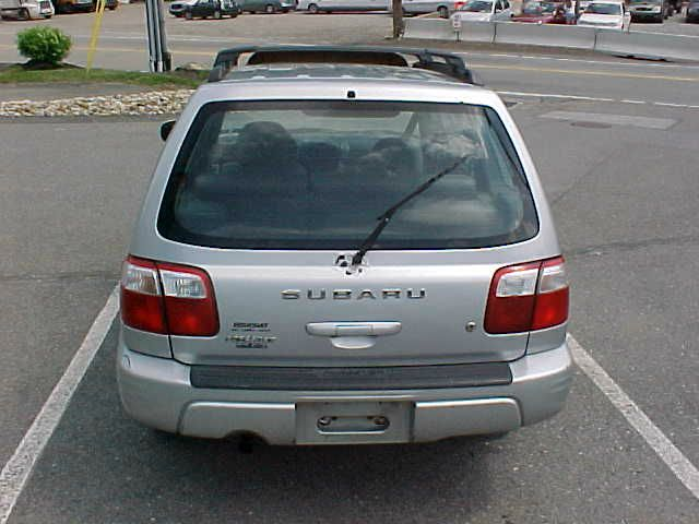 2002 Subaru Forester AWD S 4dr Wagon - Pittsburgh PA
