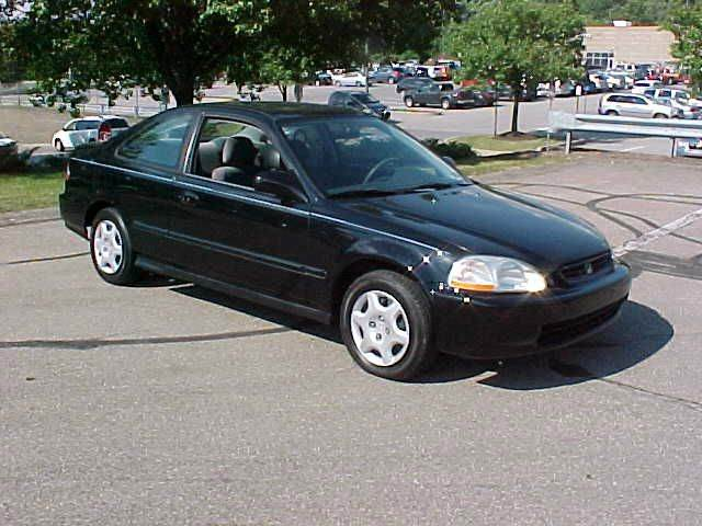 1998 Honda Civic EX 2dr Coupe - Pittsburgh PA