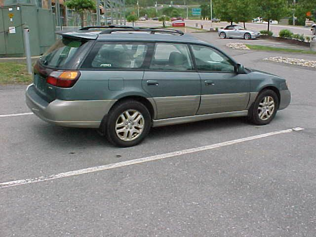 2001 Subaru Outback AWD Limited 4dr Wagon - Pittsburgh PA